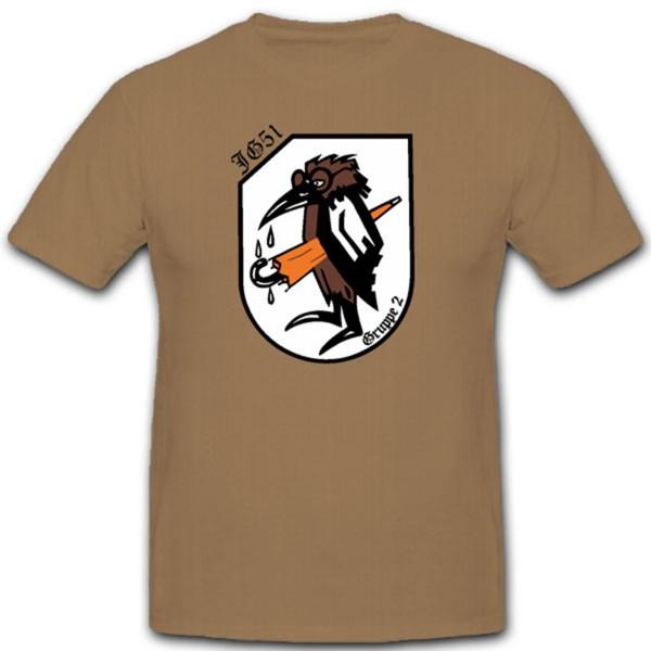 1695 JaboG 34 Memmingerberg Jagdbombergeschwader deutsche - T Shirt #1693