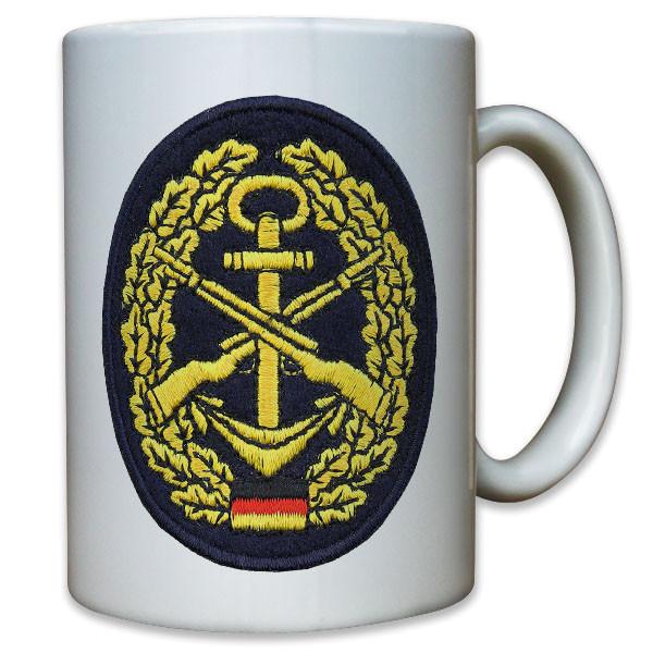 Marine Marinesicherungskräfte MSK Infanterie Bundeswehr Bund - Tasse #11428
