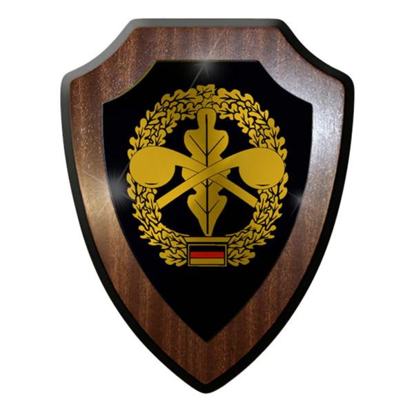 Wappenschild / Wandschild -Abc Deutschland Bundeswehr Militär Wappen #7407