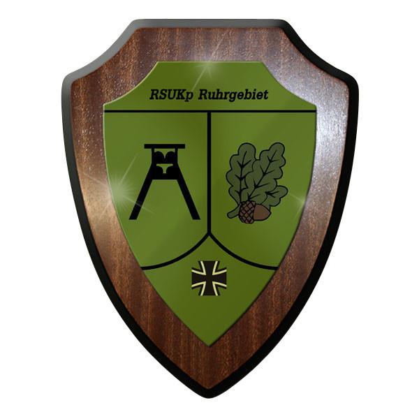 Wappenschild - RSUKp Regionale Sicherungs- und Unterstützungskräfte #11645