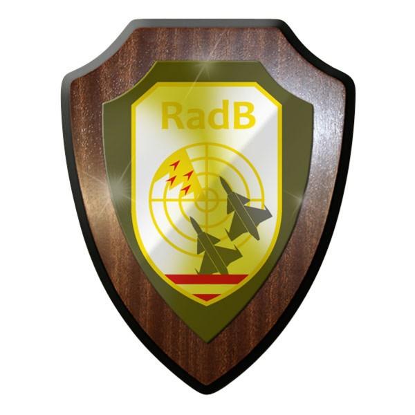 Wappenschild / Wandschild / Wappen - RadarBtl Österreichisches Bundesheer #10075