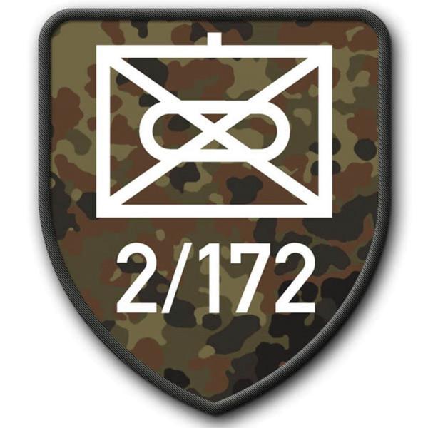 Patch / Aufnäher - Militär Taktisch Bundeswehr Abzeichen Einheit #3564