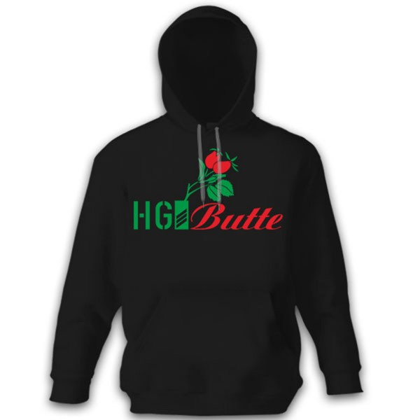 HG Butte Rosehip Bundeswehr BW Instructor Quote - Hoodie # 10597