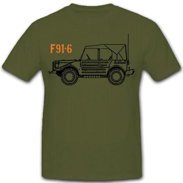 F91-6 LKW 0,25t Bundesgrenzschutz BGS Zivil Bundeswehr Mehrzweck - T Shirt #8918