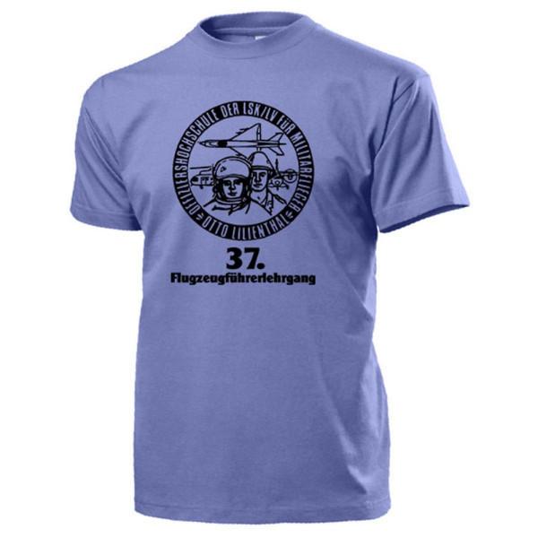 Offizierschule Otto Lilienthal 37 Flugzeugführerlehrgang NVA DDR T Shirt #14204