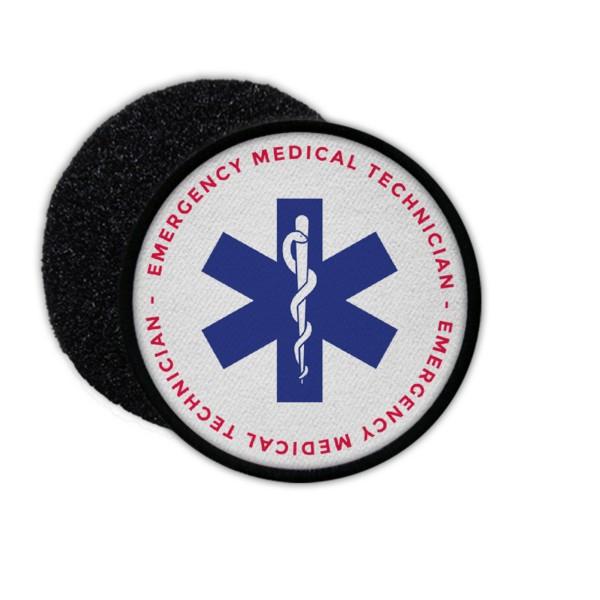 Patch Emergency Medical Technician Emergency Paramedic Ambulance 75m # 33702