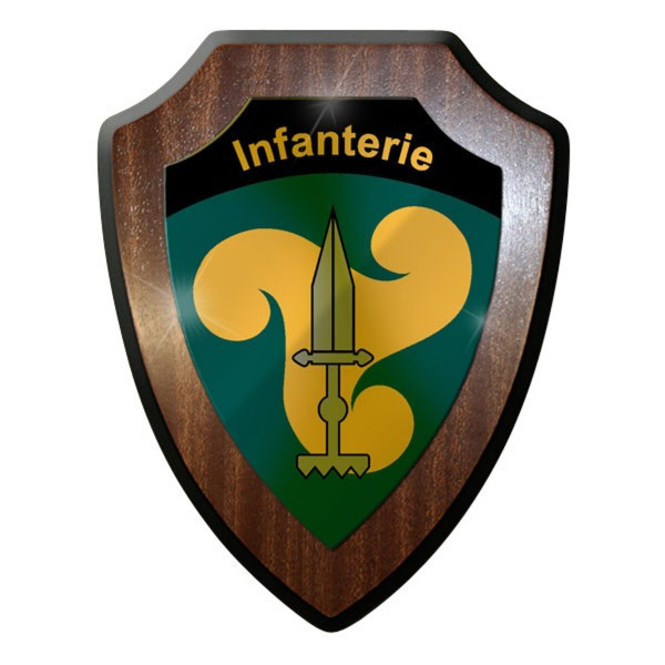Wappenschild - Lehrverband Infanterie LVb Inf Kampftruppe Österreich #10093