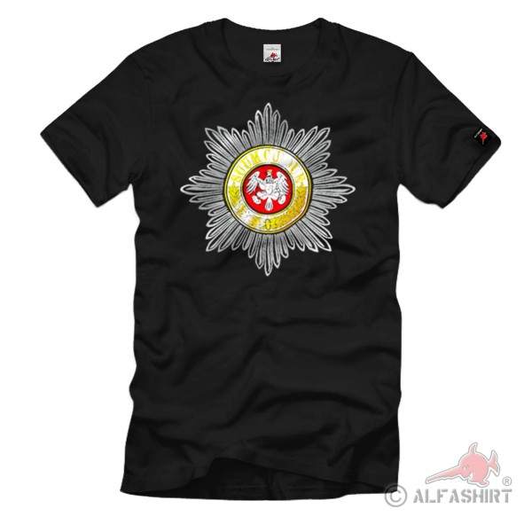 Guard Star Suum Cuique Everyone their own Prussian Prussian Order - T Shirt # 1153