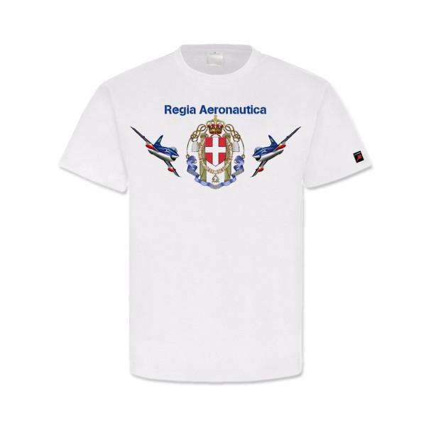 Regia Aeronautica G91 Aeronautica Militare Italien Italienische - T Shirt #13759