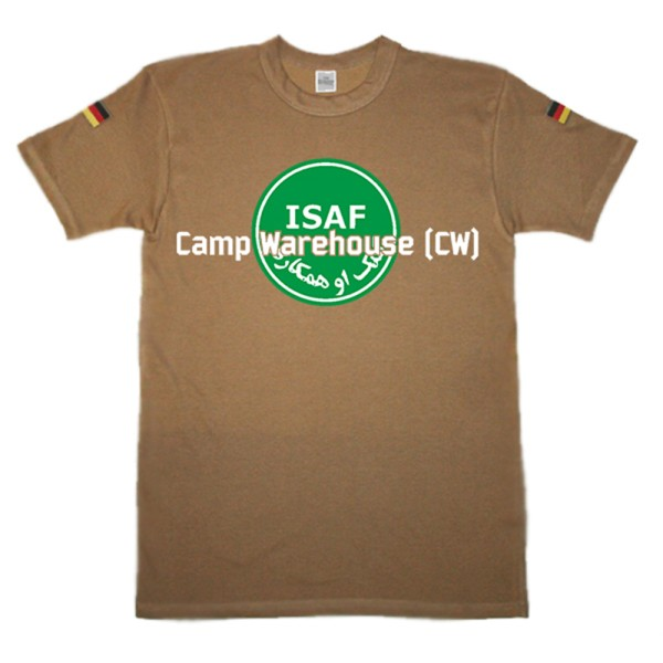 BW Tropen ISAF Camp Warehouse Auslandseinsatz Afghanistan Kabul Feldlager #14595