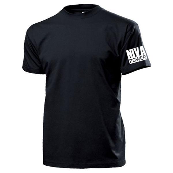 NIVA power Lada Taiga Geländewagen Shiguli Oldtimer Fan - T Shirt #13997