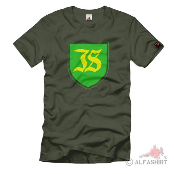 InfSchule Hammelburg Bundeswehr Heer Heeresamt BW Germany - T Shirt # 1218