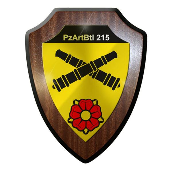 Wappenschild / Wappen - PzArtBtl 215 Panzerartilleriebataillon 2000 #8415