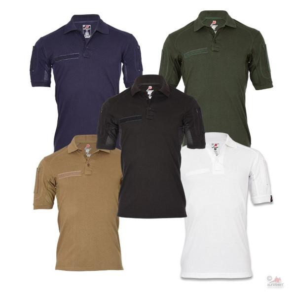 Tactical Poloshirt Muster Paket #30424