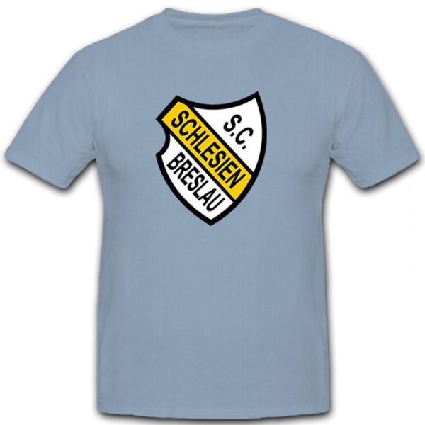 SC Schlesien Breslau Südostdeutscher Meister Fußball Sport - T Shirt #12410