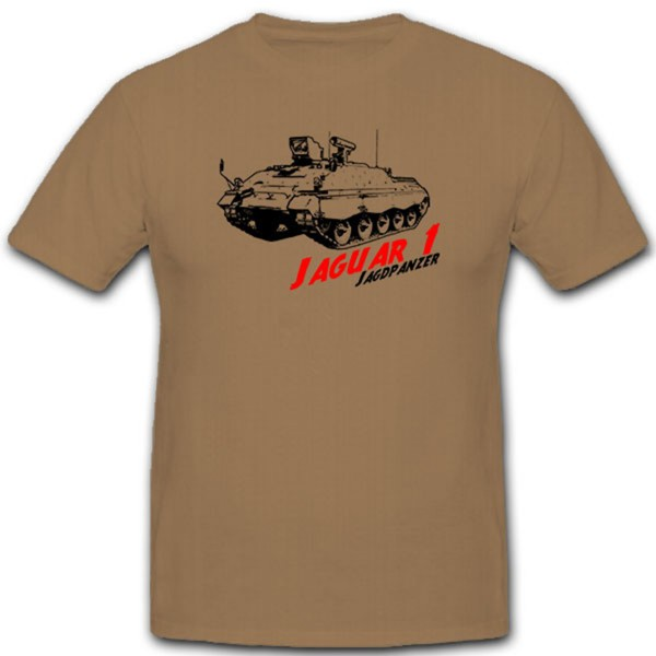 Rocket Launcher Jagdpanzer Jaguar 1 Bundeswehr Army Germany - T Shirt # 11508
