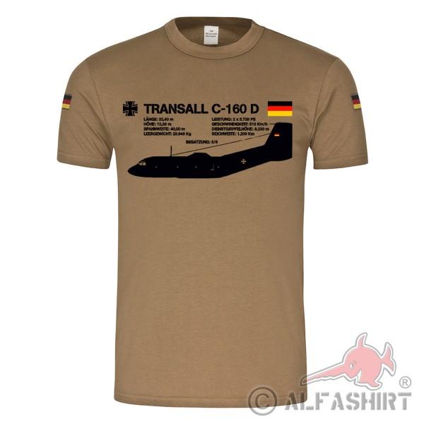 BW Tropen Transall C-160 D C 160 Bundeswehr Luftwaffe Kreuz Deutschland #18115