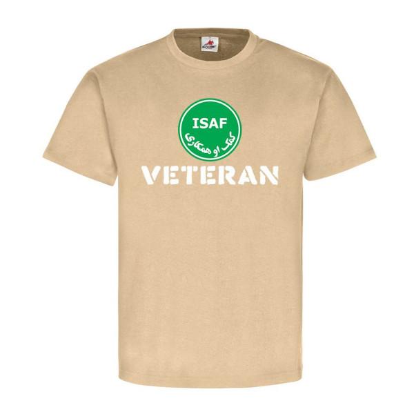 Isaf Veteran Kunduz 2010 Bundeswehr - T Shirt #4134