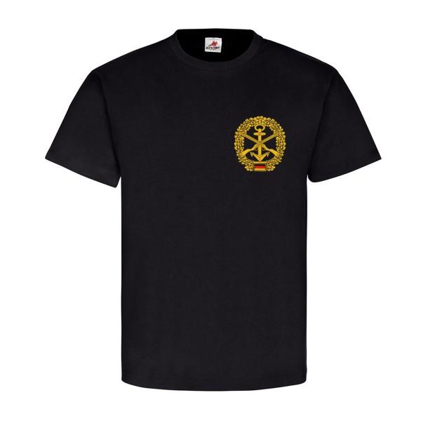 Marinesicherung Barettabzeichen Brust Wappen Abzeichen Emblem T Shirt #16993