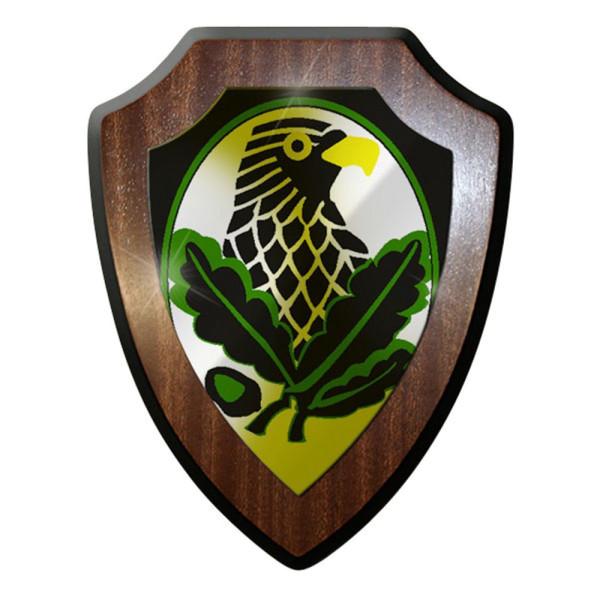 Wappenschild / Wandschild / Wappen - Scharfschütze sniper Bundeswehr Bw #8325