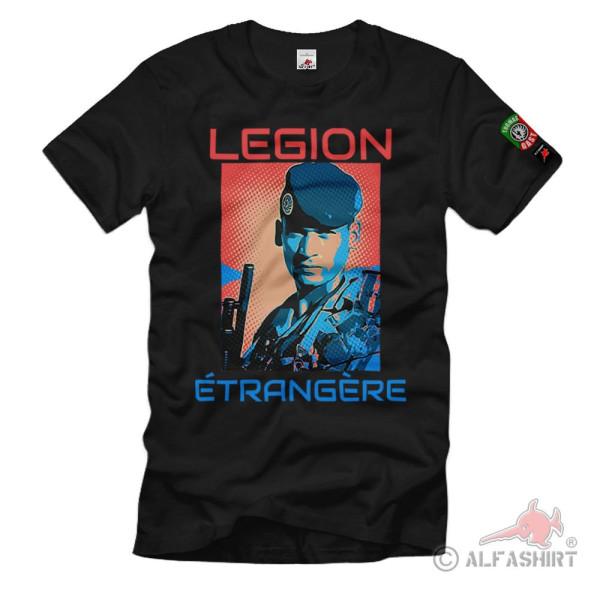 Thomas Gast Foreign Legionnaire Légion étrangère Pop Art Fan T-Shirt # 36579