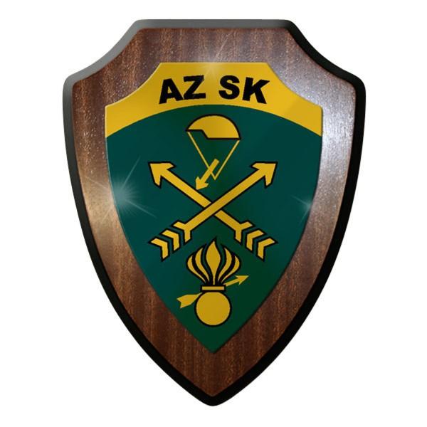 Wappenschild - Ausbildungszentrum Spezialkräfte AZ SK Schweizer Armee #11913