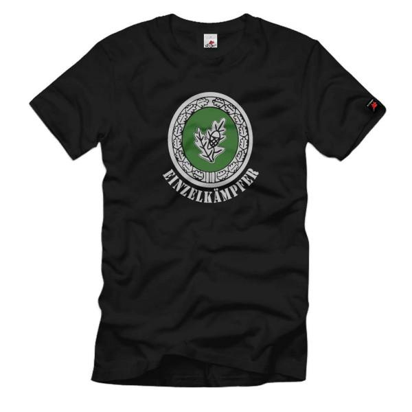 Einzelkämpfer Abzeichen Eichenlaub Orden Emblem Wappen #384