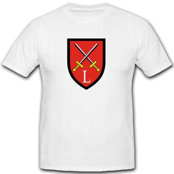 ABC und Selbstschutz Lehrverband Bundeswehr - T Shirt #7576