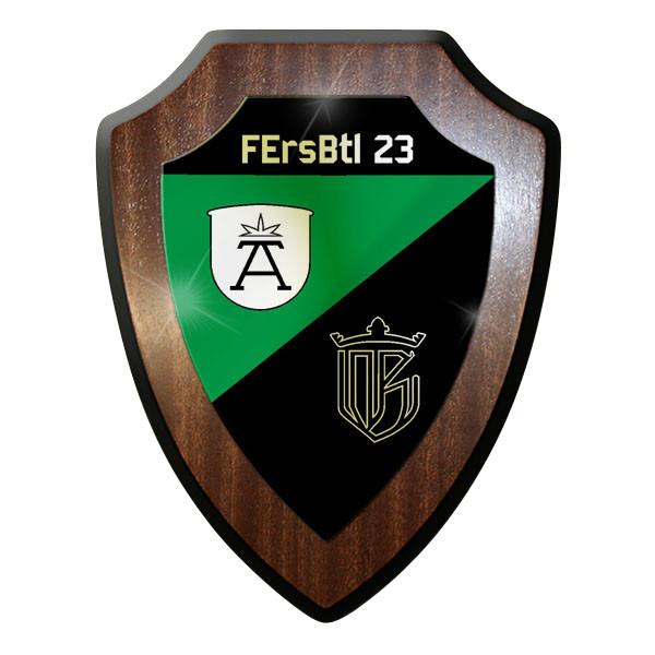 Wappenschild - FErsBtl 23 Feldersatzbataillon 23 Bundeswehr - #11741