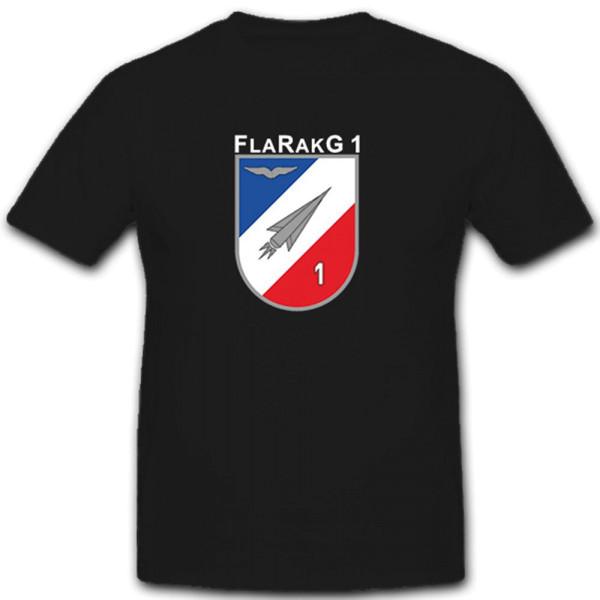 FlaRakG 1 Schleswig Holstein Flugabwehr Raketen Gruppe - T Shirt #7574