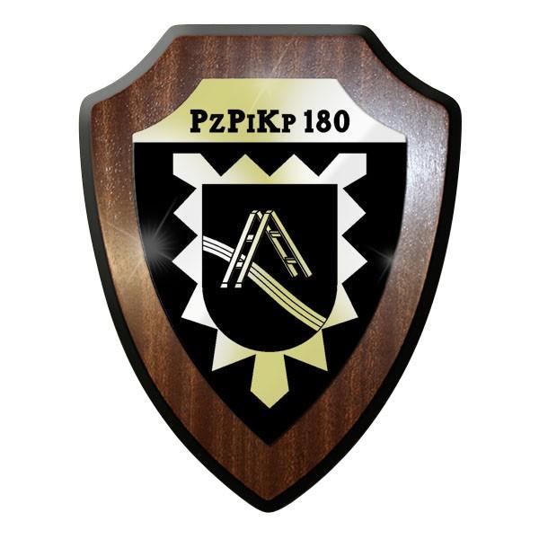 Wappenschild - PzPiKp 180 Panzer Pionier Kompanie Heer Bundeswehr Emblem #11671