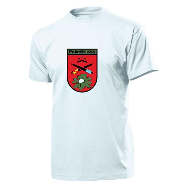 PzArtBtl 355 Panzerartilleriebataillon Panzer Artillerie - T Shirt #11317