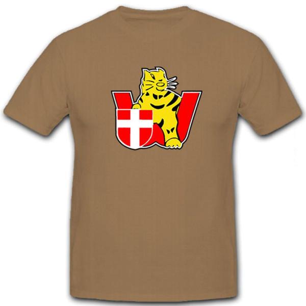 sPzAbt 506 Vienna Tiger Tank Tactical Sign Coat of Arms Department T Shirt # 12653