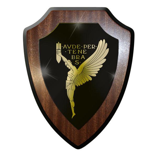 Wappenschild - 7 Bombergeschwader 7º Stormo B.N Regia Aeronautica Italien #8876