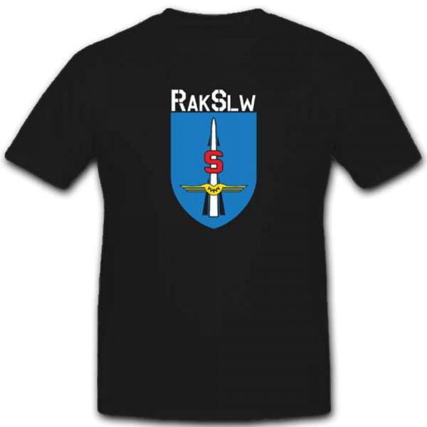 RakSLw Wappen Abzeichen Fort Bliss El Paso Bundeswehr T Shirt #3308