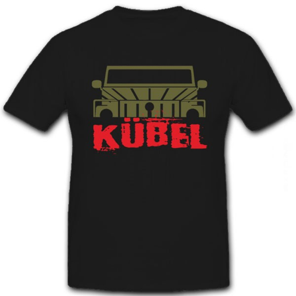 Kübel BW- T Shirt #5731