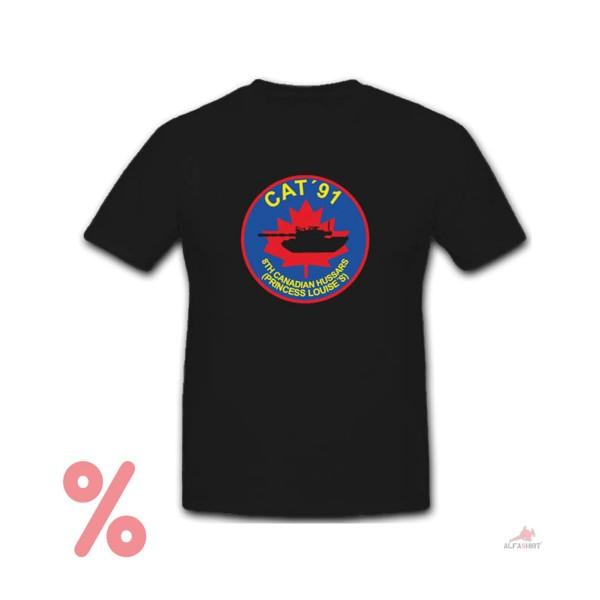 SALE Shirt C Squadron 8th Canadian Hussars L1a4 T-Shirt # R476