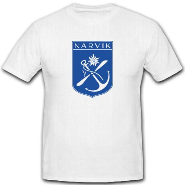 Transportgeschwader 3 Wk Wh Luftwaffe Luftflotte NARVIK Blume T Shirt #3264