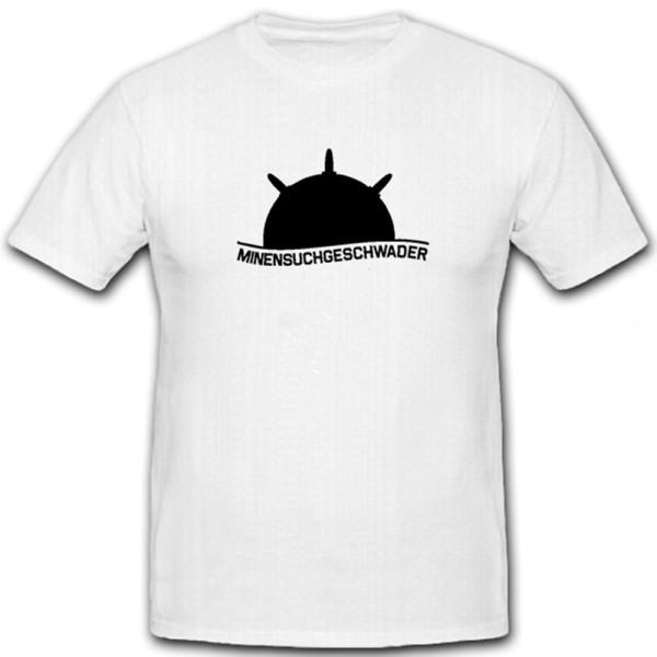 Minensuchgeschwader- T Shirt #6394