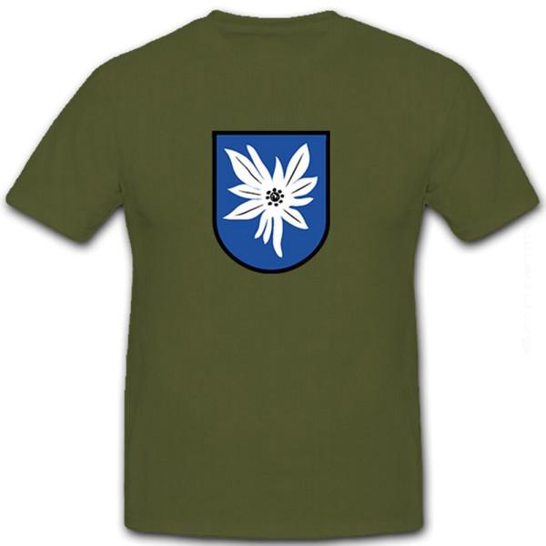 2. fliegende Staffel JaboG 34 Jagdbomber Geschwader Edelweiss - T Shirt #8640