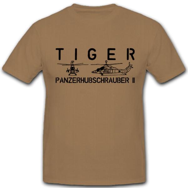 Tiger EC665 Hubschrauber Helicopter Panzerhubschrauber 2 - T Shirt #5518