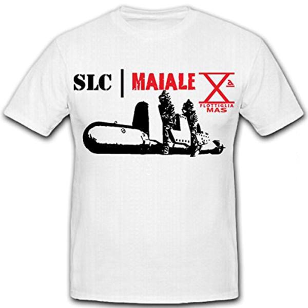 SLC Maiale-Italien bemannter Torpedoitalienischen Marine SLC-200 -T Shirt #12460