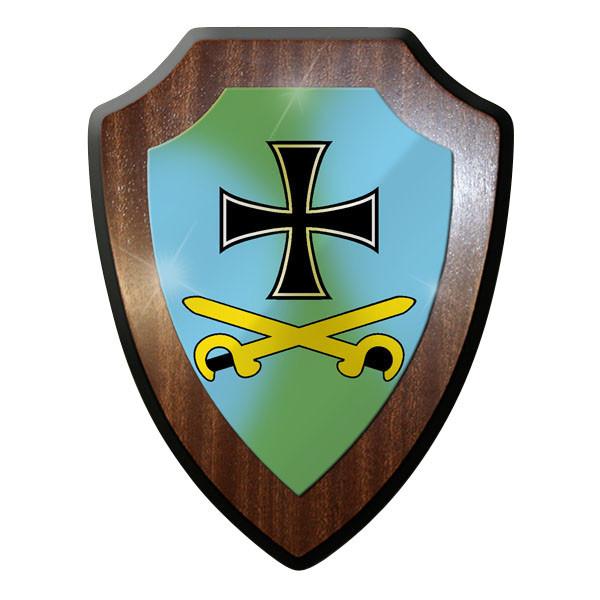 Wappenschild / Wandschild - Zerstörer ROMMEL General Feldmarschall Schiff #9607