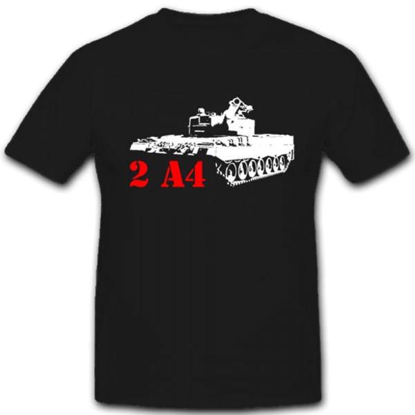 Amored Tank 2 A4 Panzer Artillerie Bundeswehr Weapon Geschütz - T Shirt #3259