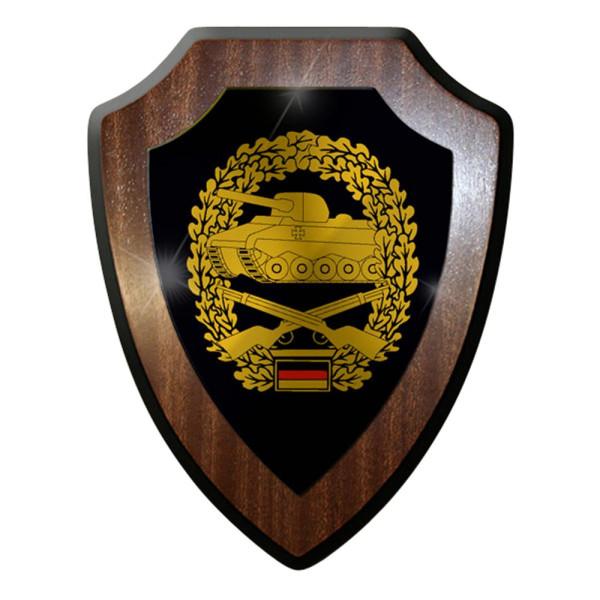 Wappenschild / Wandschild -PzGren Deutschland Panzergrenadier Bundeswehr #7420