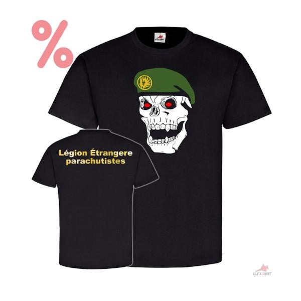 SALE Shirt Foreign Legion légion étrangère parachutistes T-Shirt # R417
