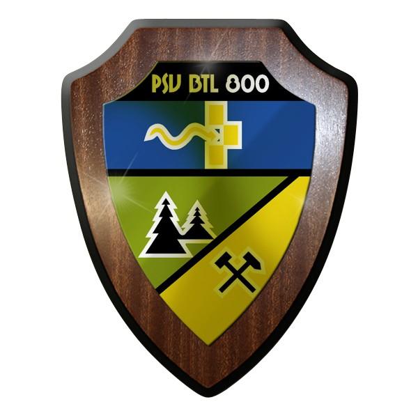 Wappenschild- PSV Btl 800 Psychologische Verteidigung Bataillon Heer #9312