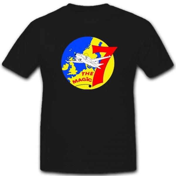Mfg3 The Magic Wappen Abzeichen Marinefliegergeschwader Militär T Shirt #3383
