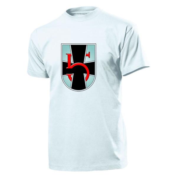 FüAkdBw Lehrgang 5 Führungsakademie Bundeswehr BW Bund Wappen - T Shirt #10673