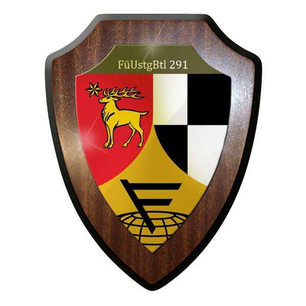 Wappenschild - FüUstgBtl Führungsunterstützungsbataillon 291 - #11729